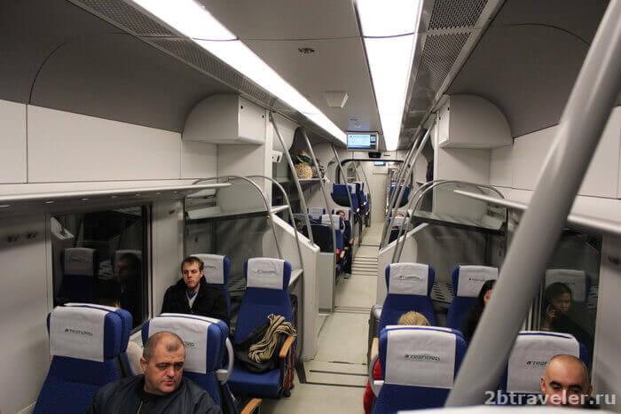 поезд из мальпенсы