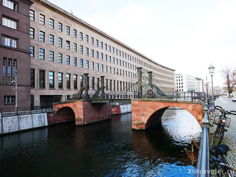 берлин экскурсии