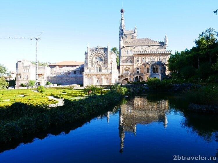 отель буссако португалия