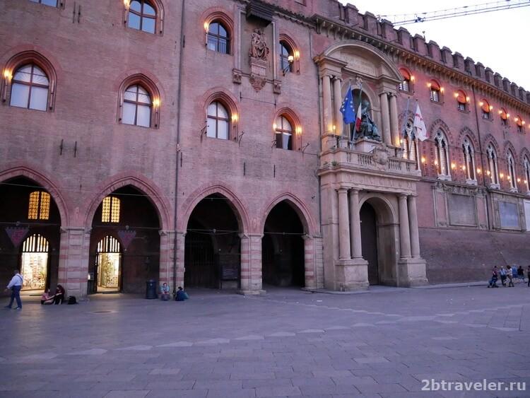 palazzo communale болонья