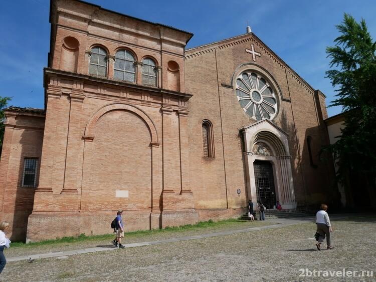 базилика святого доменика болонья