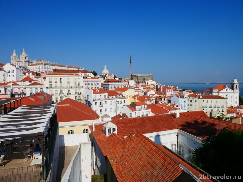 что посмотреть в лиссабоне за 3 дня