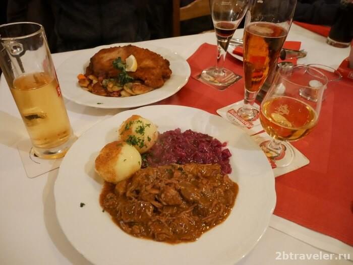 что поесть в берлине