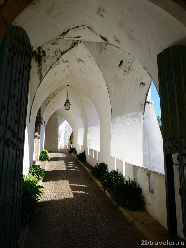 дворец пена синтра потругалия