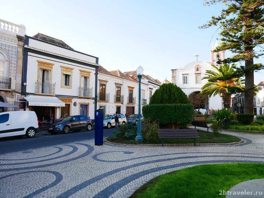 отдых в тавира португалия