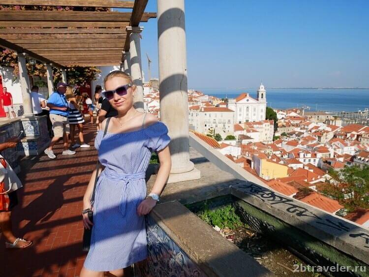 путешествие по португалии на авто