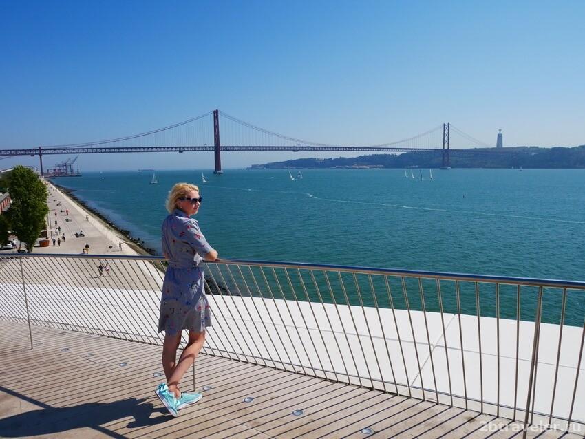 мост в лиссабоне
