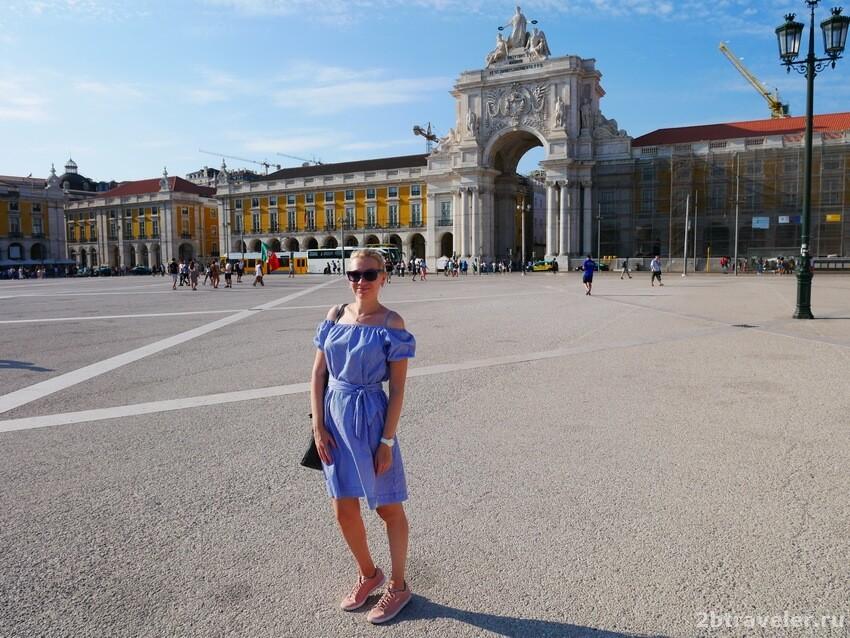 экскурсии в лиссабоне на русском языке