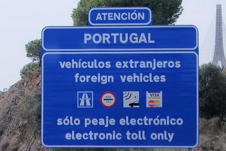 платные дороги в португалии