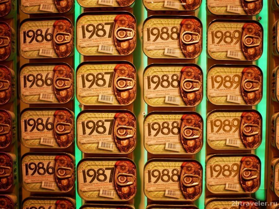 сувениры лиссабон