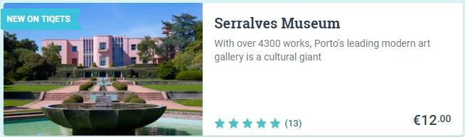 серралвес музей порту