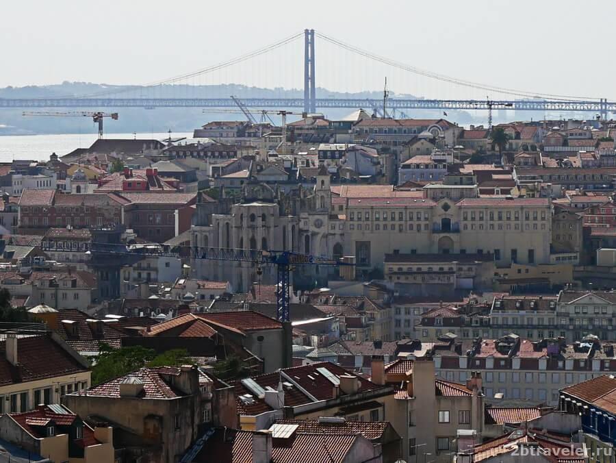 что посмотреть в лиссабоне за 2 дня