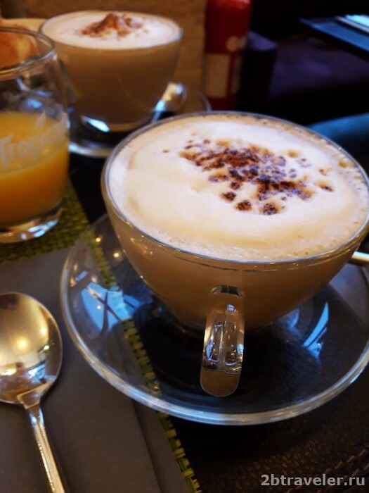 отель с завтраком париж