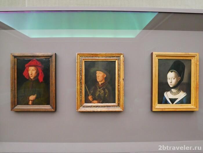 какие музеи посетить в берлине