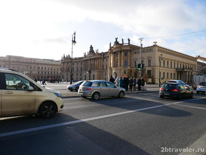 немецкая опера берлин