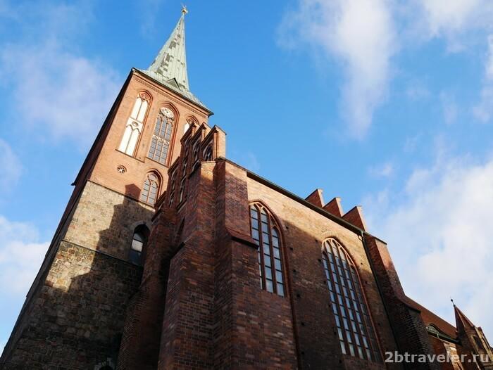 церковь святого николая берлин