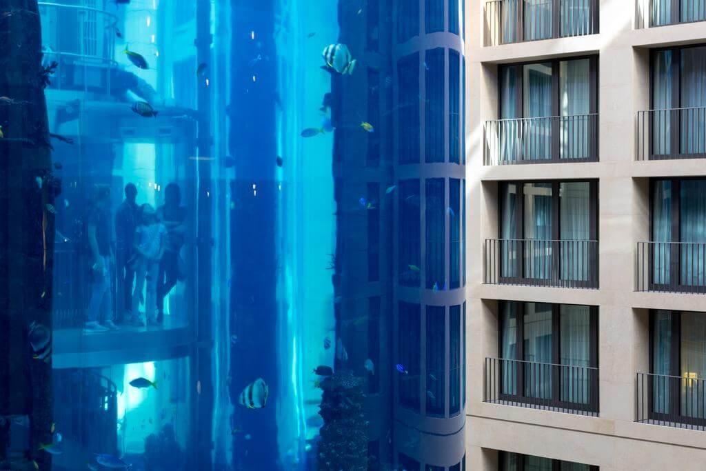лучшие отели берлина