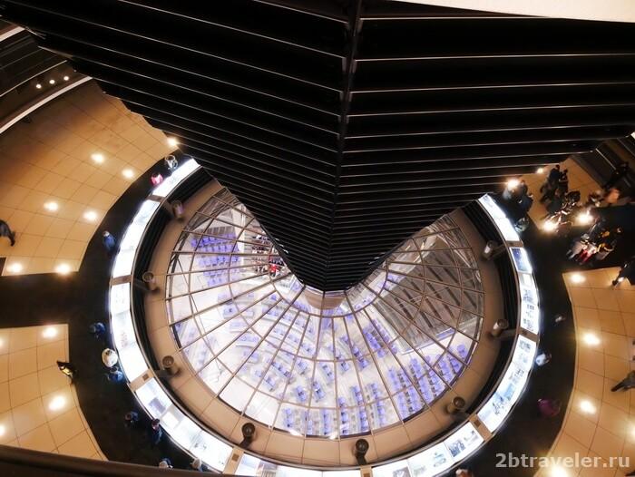 купол рейхстага в берлине записаться