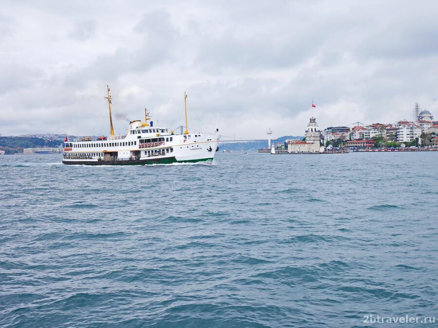 экскурсия по босфору стамбул