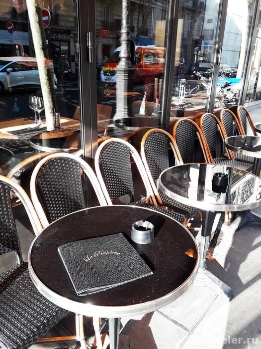 где пообедать в париже