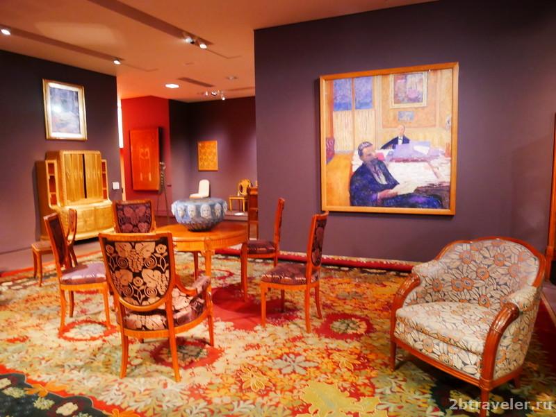 выставка музей орсе