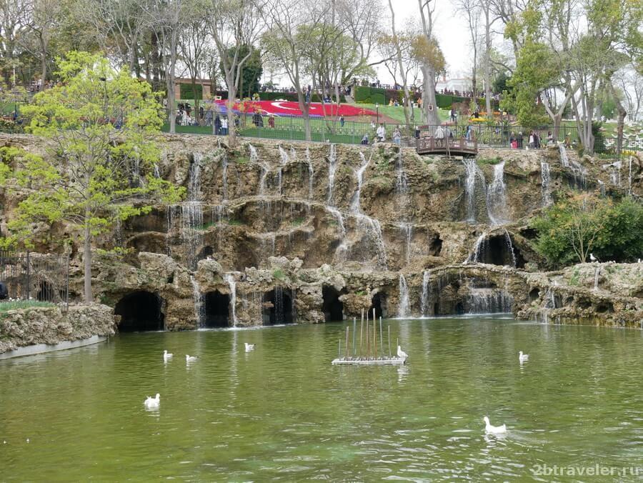 парк эмирган как добраться на пароме