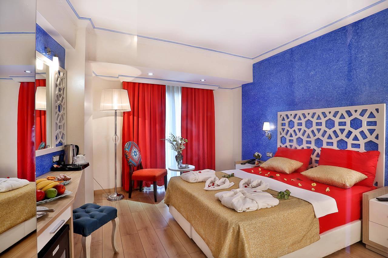 стамбул отели в районе султанахмет 3 звезды