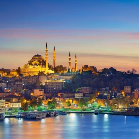 Districts and hotels of Istanbul: where to stay when travelling