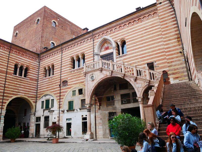Palazzo della Ragione верона