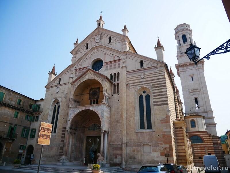 верона кафедральный собор