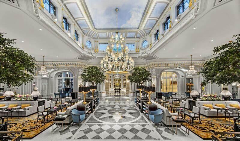 лучшие отели рима 5 звезд в центре