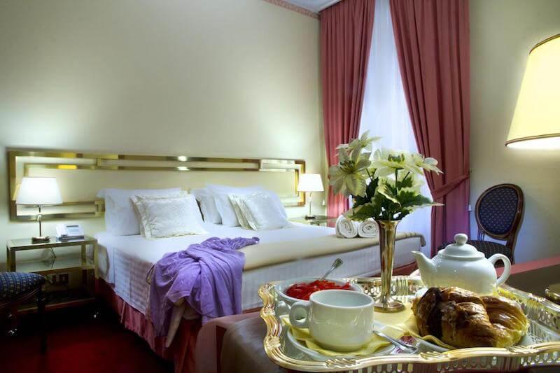 лучшие отели рима в центре города