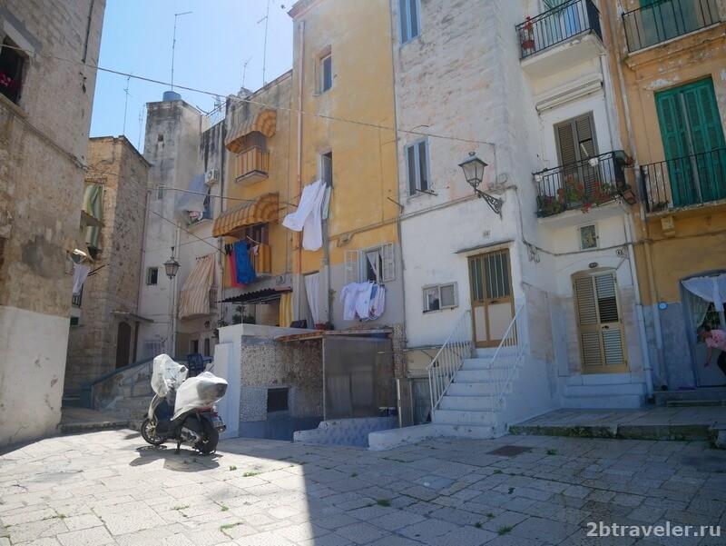 город бари италия достопримечательности фото и описание