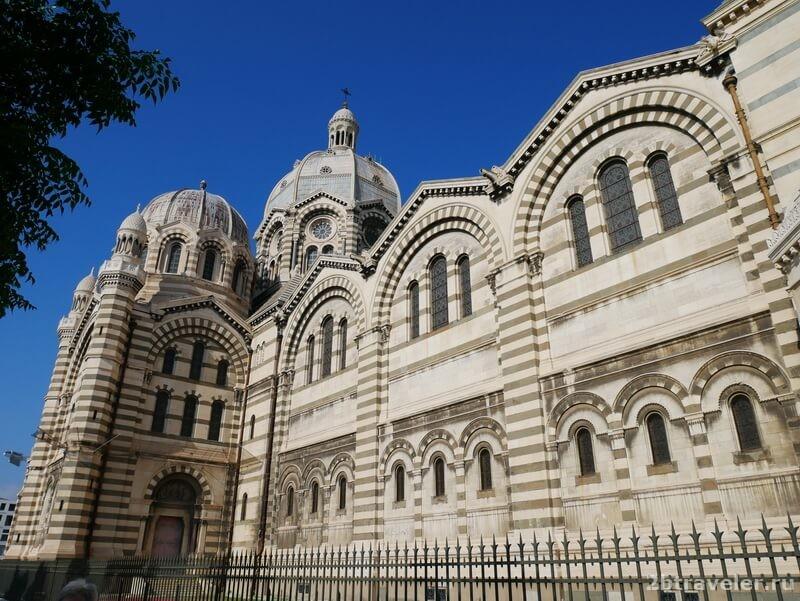 марсель кафедральный собор