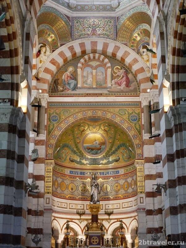 собор в марселе