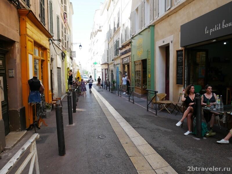 марсель город во франции достопримечательности