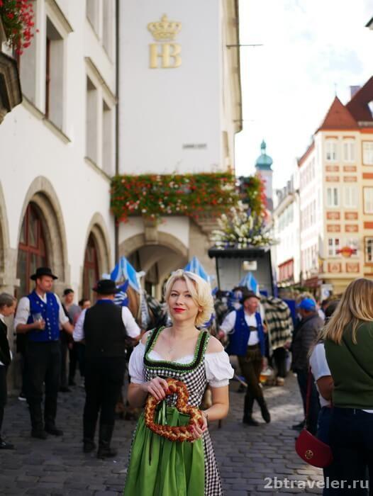мюнхен основные достопримечательности