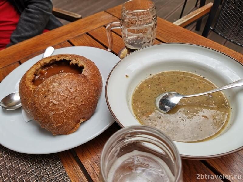 национальные чешские блюда в праге