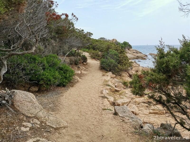 сардиния остров достопримечательности
