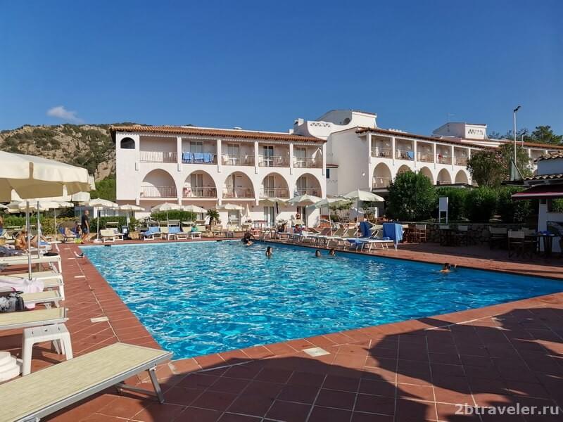 Sardinia hotels photos
