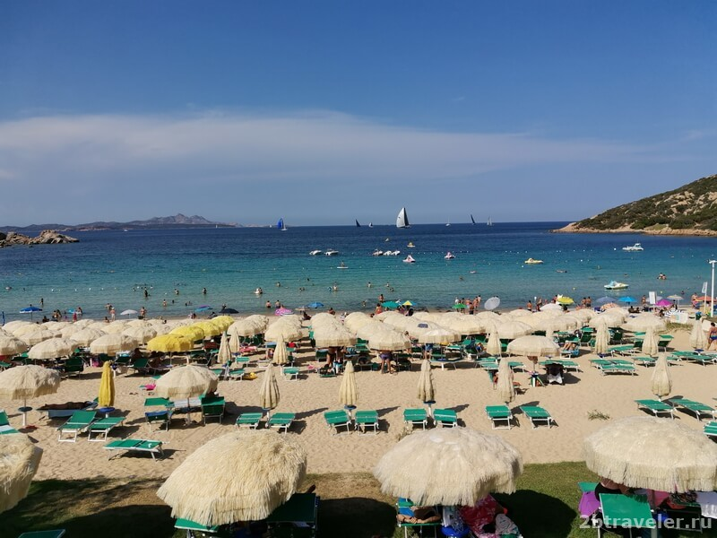 sardinia beaches hotels