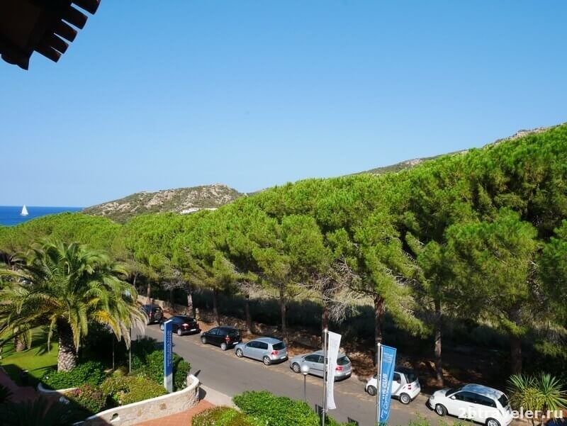 the best hotels of sardinia