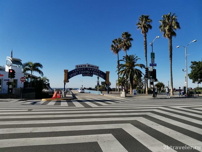 лос анджелес в каком районе остановиться