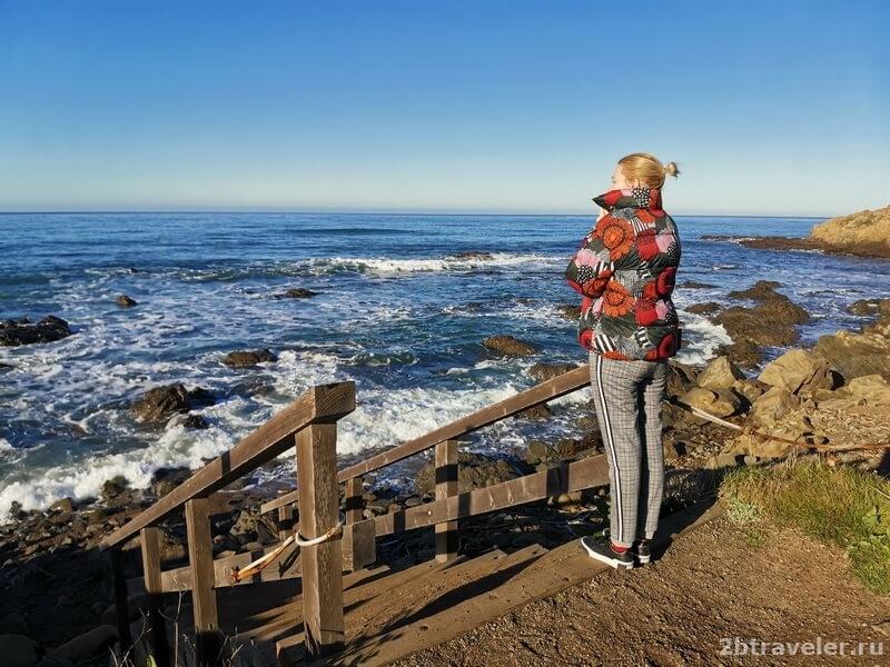 pacific coast drive california