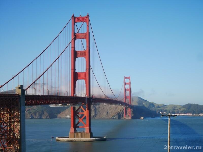 золотой мост сан франциско