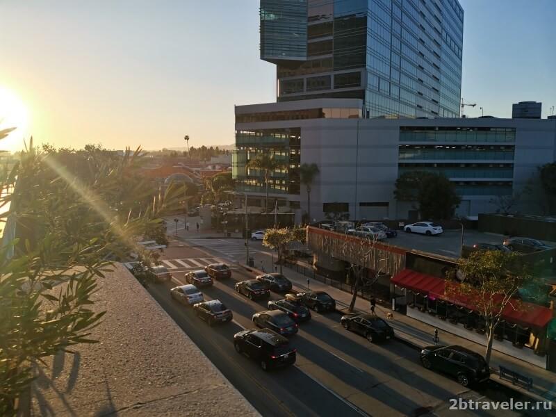 сколько стоит отель в лос анджелесе