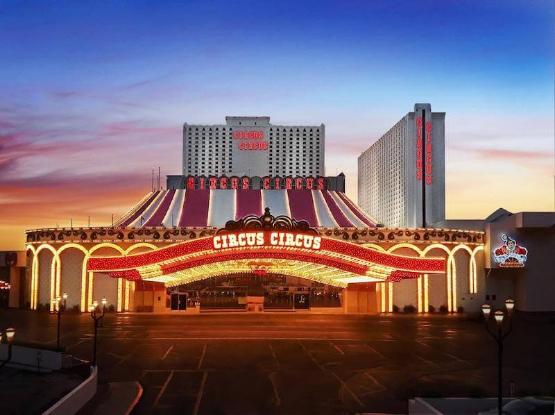 отель циркус циркус в лас вегасе