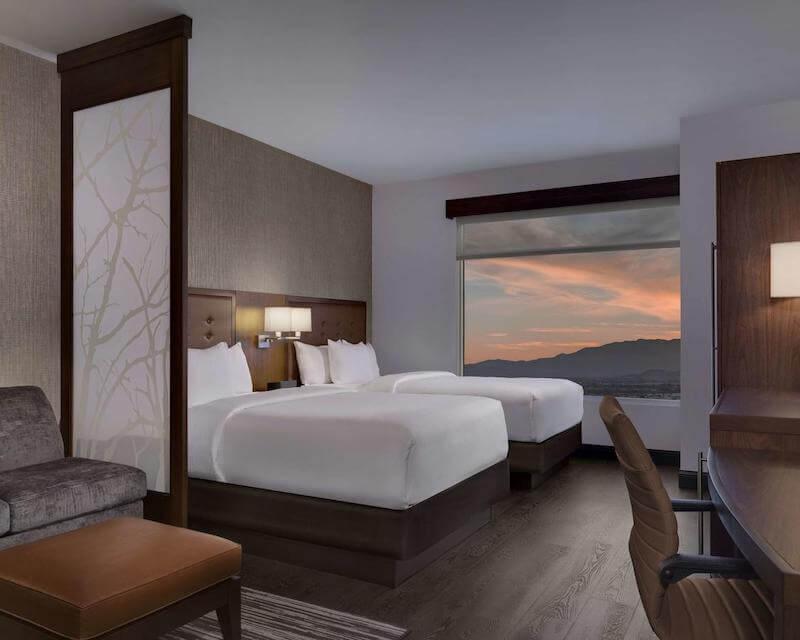 hyatt hotel las vegas