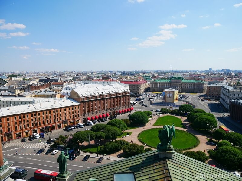 исаакиевский собор санкт петербург смотровая площадка