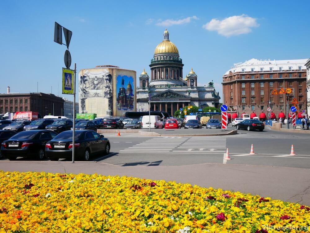 виртуальная экскурсия по петербургу